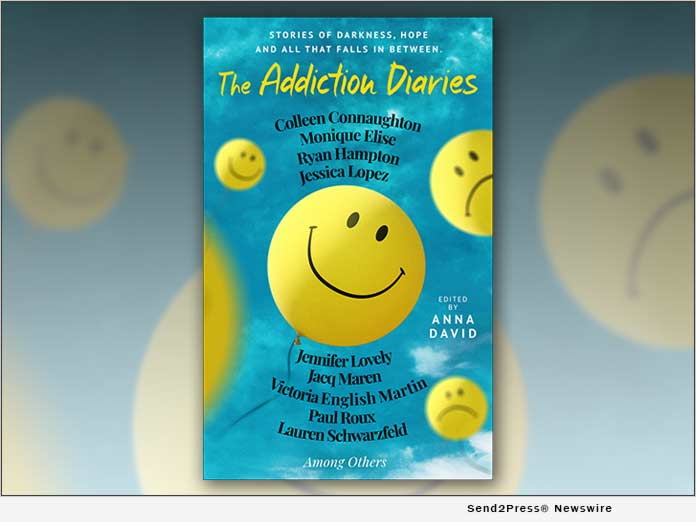 The Addiction Diaries - edited by Anna David