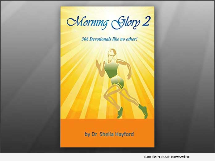 Morning Glory 2 by Dr. Sheila Hayford