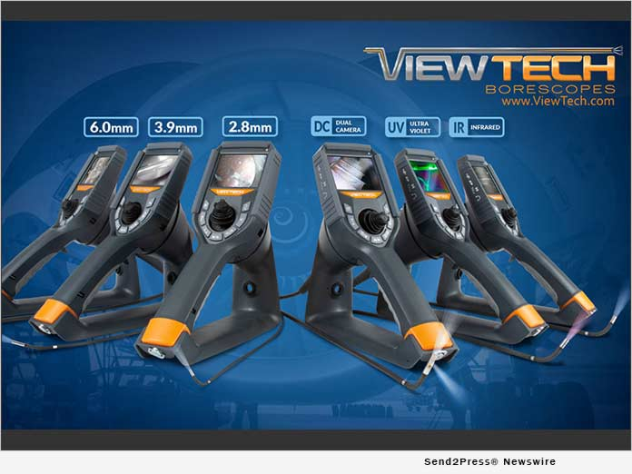 ViewTech Borescopes Options