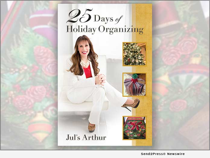 Book: 25 Days of Holiday Organizing