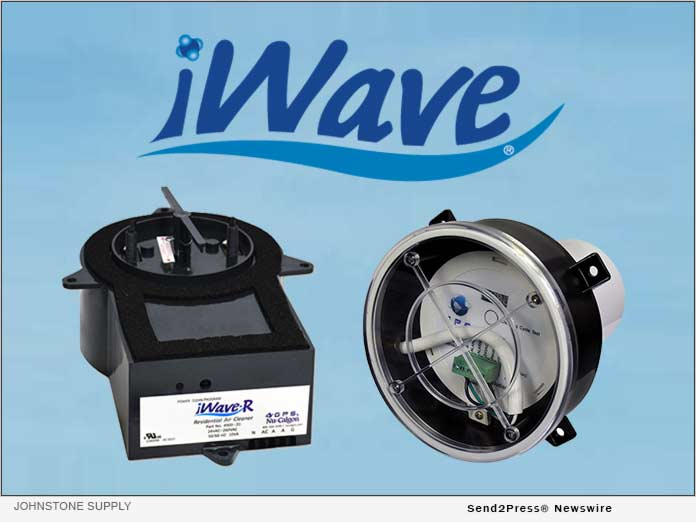 Johnstone Supply offers the iWave-C from NuCalgon