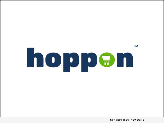 Hoppon Hyperlocal Small Business Platform