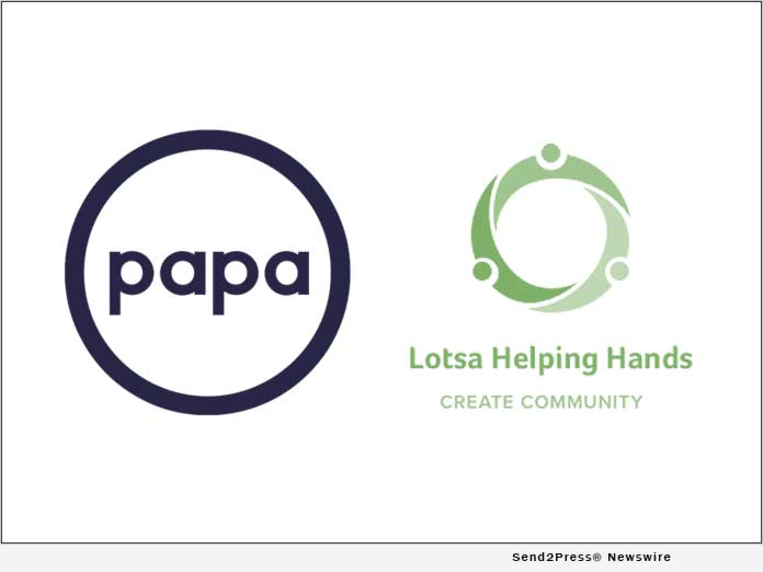 Papa Inc and Lotsa Helping Hands