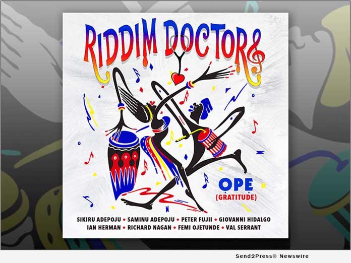 MUSIC: Riddim Doctors OPE