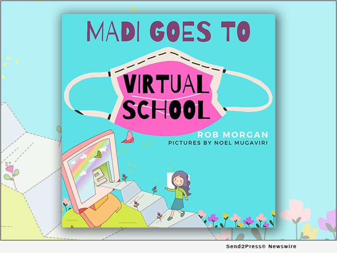 Book, Madi Goes to Virtual School