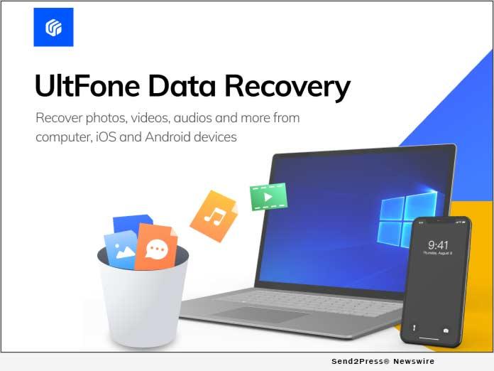 UltFone Data Recovery