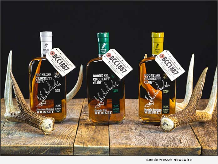 News from Boone and Crockett Club Whiskey