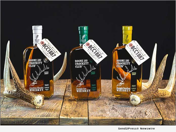 Boone and Crockett Club Craft Whiskies