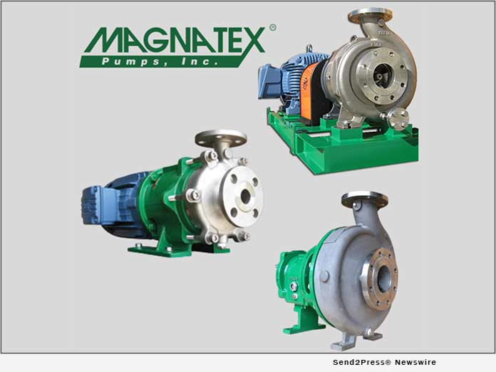 Progressive Pumps Named Exclusive Magnatex Pumps Distributor