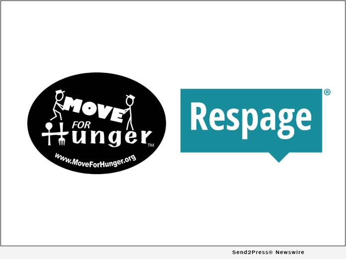 Move For Hunger and Respage