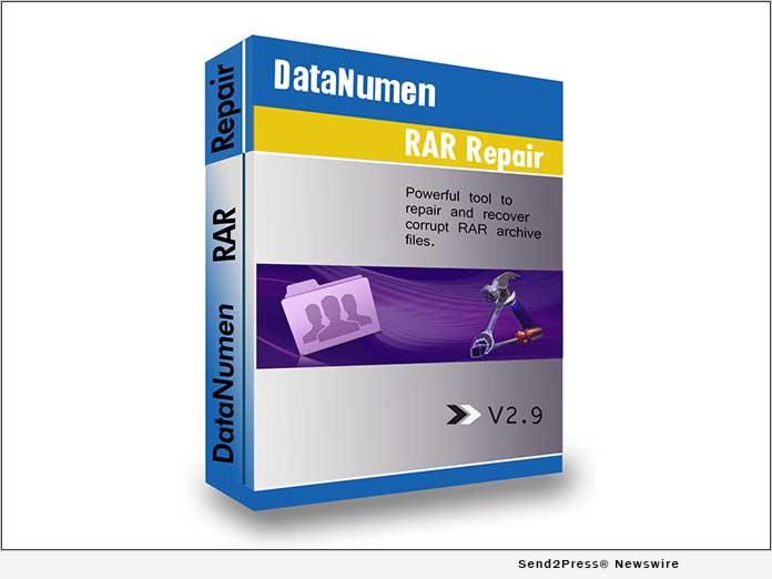 DataNumen RAR Repair v2.9