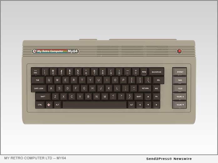 My Retro Computer Ltd - My64