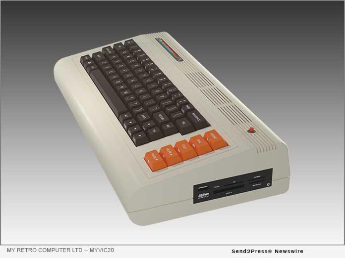 My Retro Computer Ltd - MyVic20