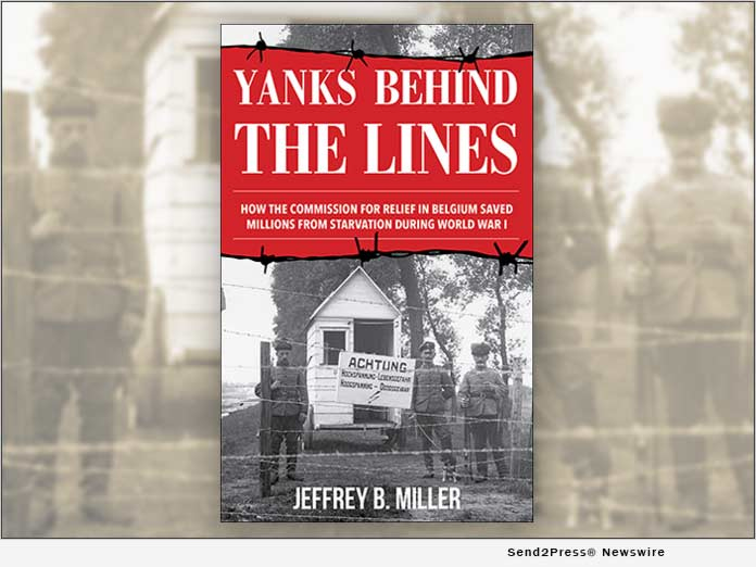BOOK: Yanks behind Enemy Lines