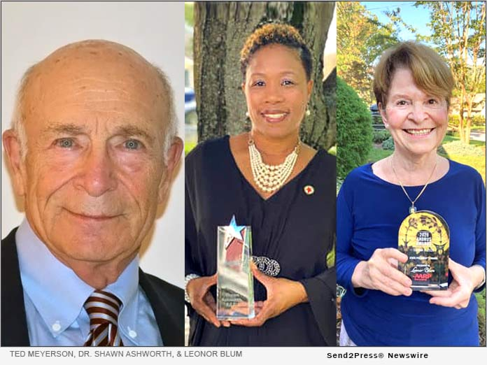 AARP MD 2020 Award Winners