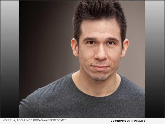 Jon Rua, acclaimed Broadway performer