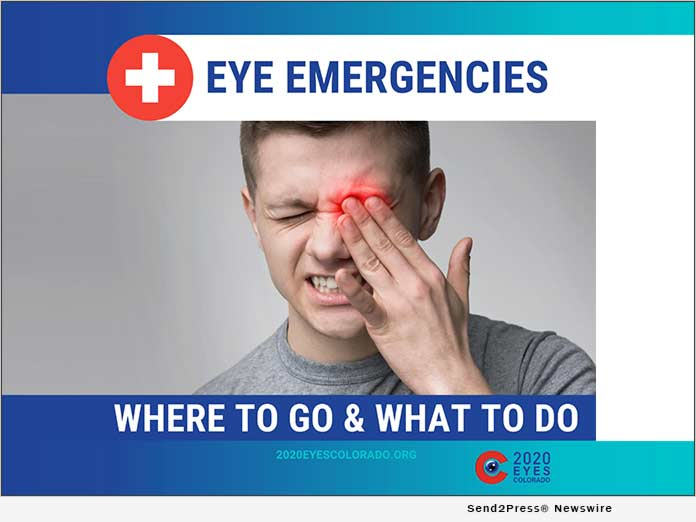 Eye Emergencies - 2020 Eyes