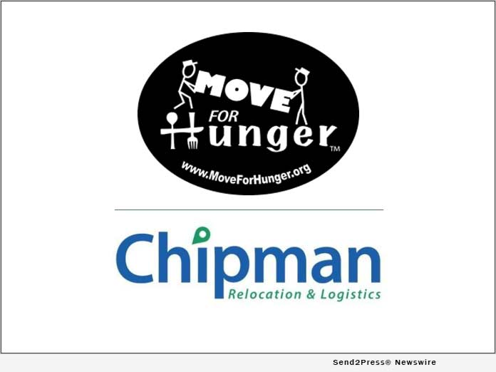 Move For Hunger and Chipman
