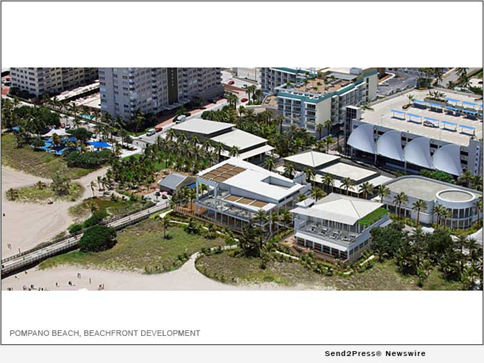 Pompano Beach, beachfront development