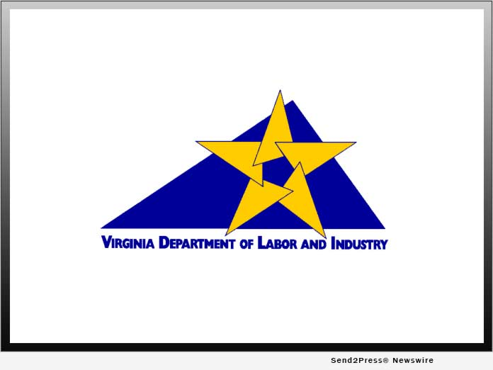 Virginia Department of Labor and Industry
