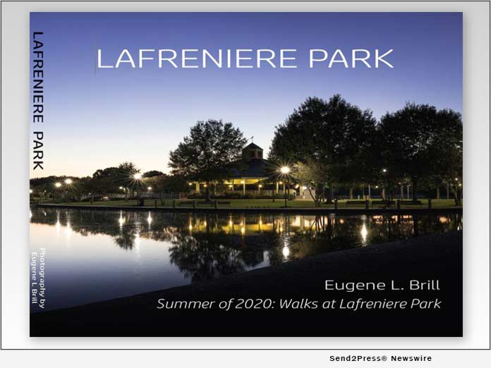 BOOK - Summer of 2020: Walks at Lafreniere Park