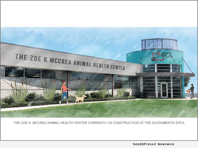 Zoe K. McCrea Animal Health Center