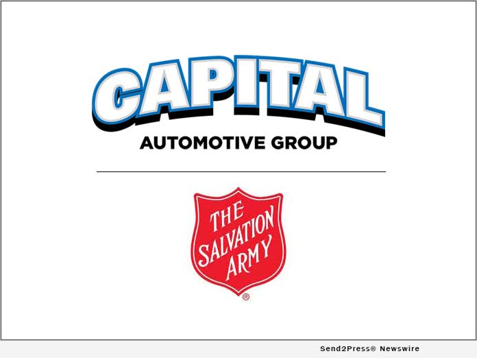 Capital Automotive Group and Salvation Army