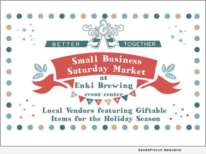 Better Together Small Business Saturday Market