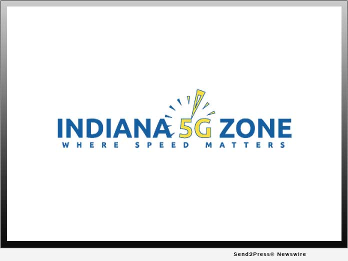 Indiana 5G Zone - Where Speed Matters
