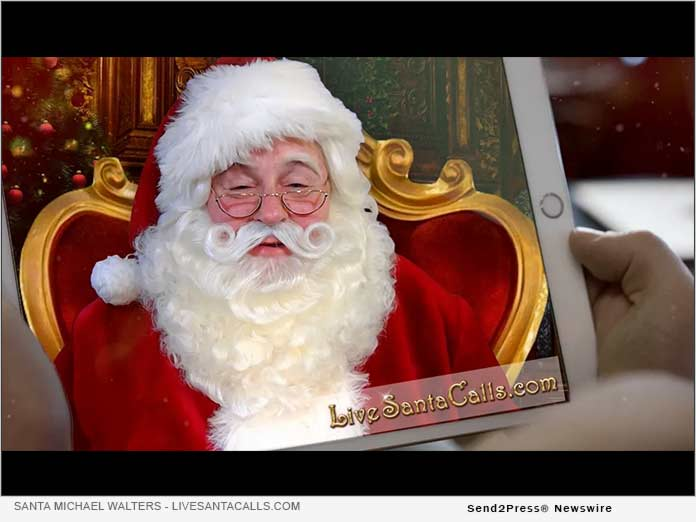 Santa Michael Walters