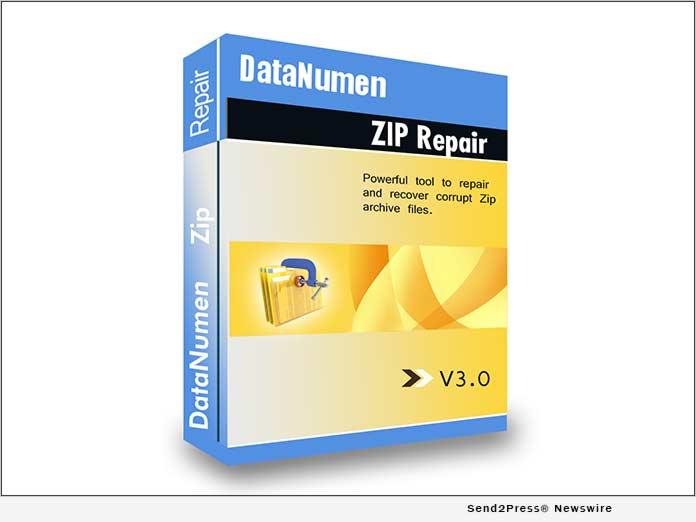 DataNumen ZIP Repair v 3.0