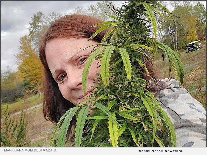 Marijuana Mom Debi Madaio