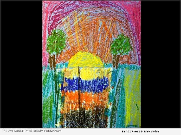 'I Saw Sunset!' by Maxim Furmanov