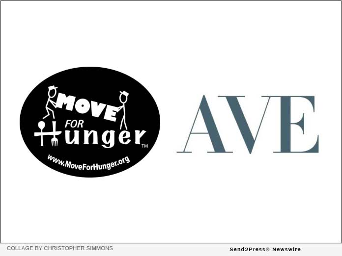 Move For Hunger and AVE