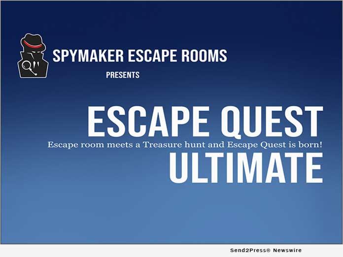 Spymaker Escape Rooms