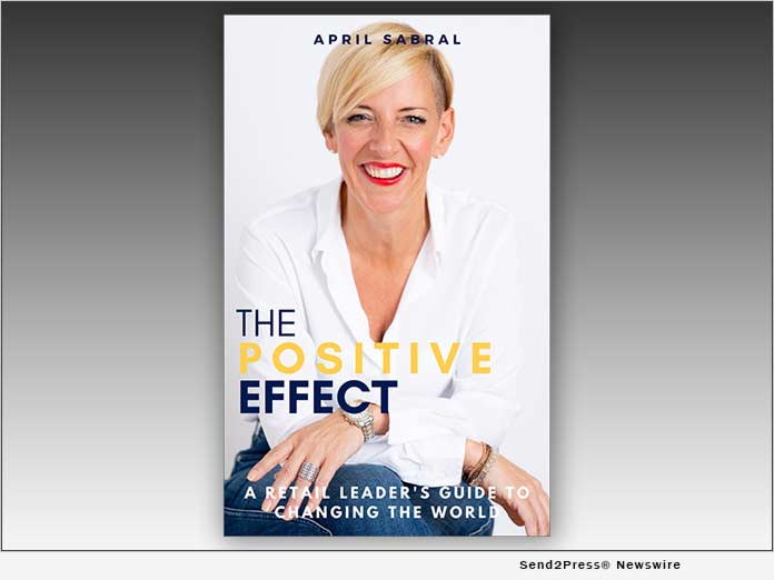THE POSITIVE EFFECT by April Sabral