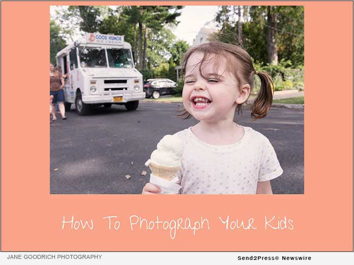 Jane Goodrich - How to Photo Your Kids