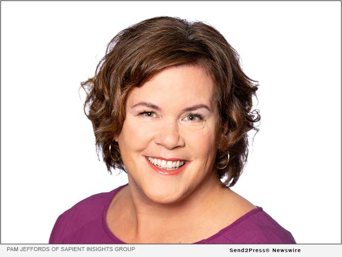 Pam Jeffords Joins Sapient Insights Group