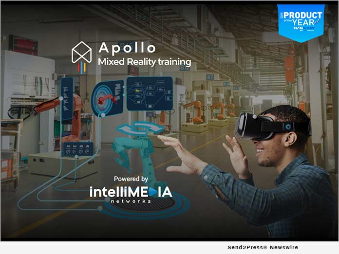 IntelliMedia Networks Mixed Reality Training