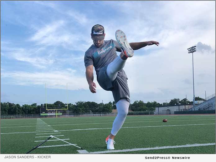 Jason Sanders - kicker