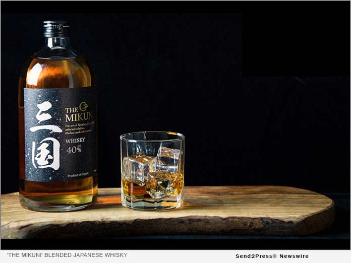 The Mikuni Blended Japanese Whisky
