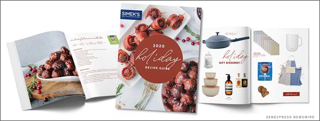 SIMEK'S Holiday Recipe Magazine