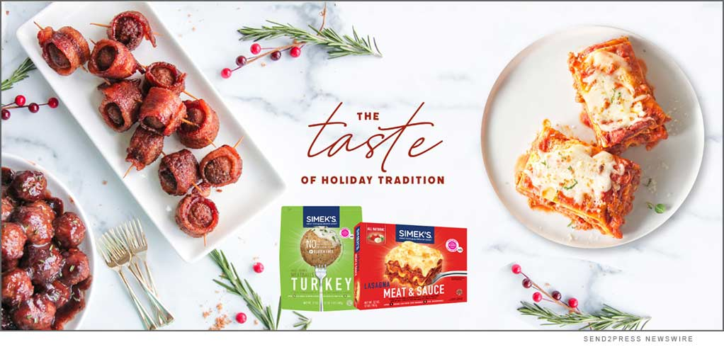 SIMEK'S Holiday Recipes
