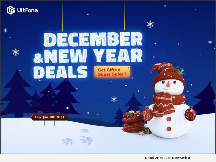 UltFone New Year Specials