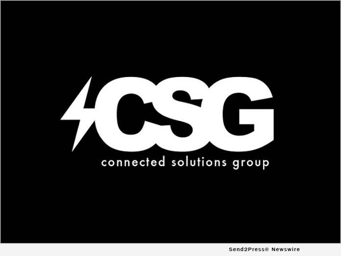 Newswire: Connected Solutions Group Announces NS804 as Strategic Solutions Partner