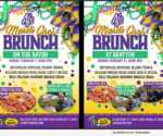 AJ's Second Annual Mardi Gras Brunch