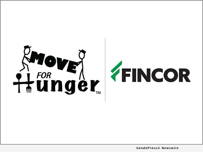 FINCOR and Move For Hunger