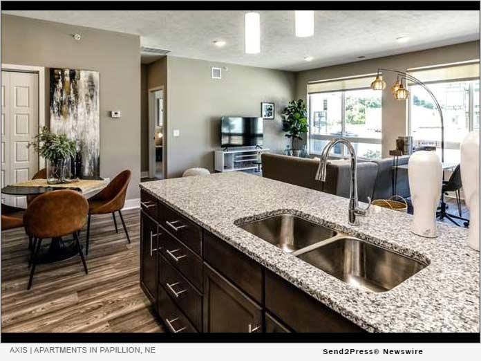 Axis | Apartments in Papillion, NE