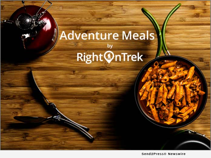 Adventure Meals by RightOnTrek