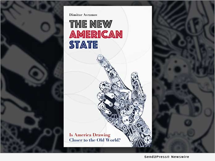 BOOK: The New American State